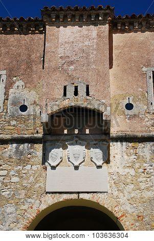 Motovun City Gate
