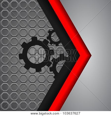 Vector Background Overlap Dimension Modern Line Bar Design For Text And Message Website Design With