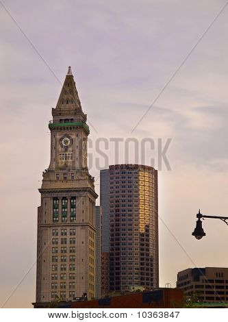 Custom House Tower, Boston
