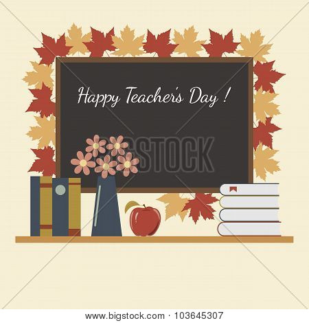 Holiday Teachers Day in the Classroom