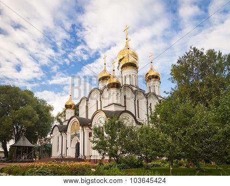 St. Nicholas Cathedralin In St. Nicholas Monastery.