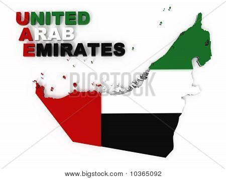 UAE, United Arab Emirates