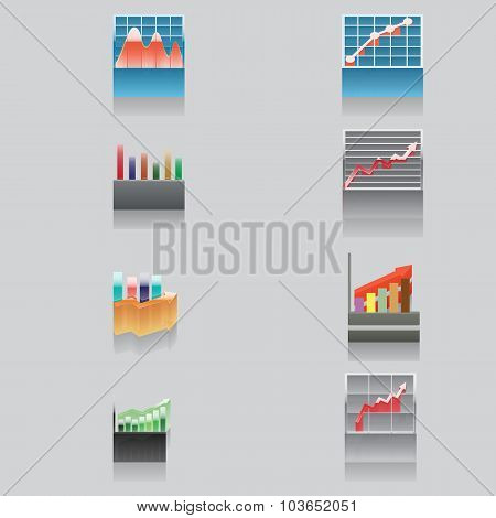 Charts For Reports, Business