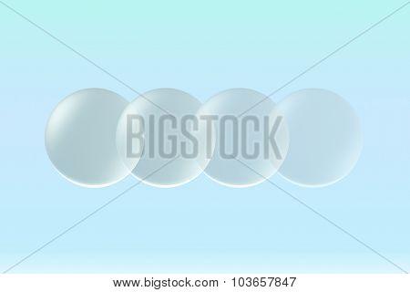 Glass Lens Opacity