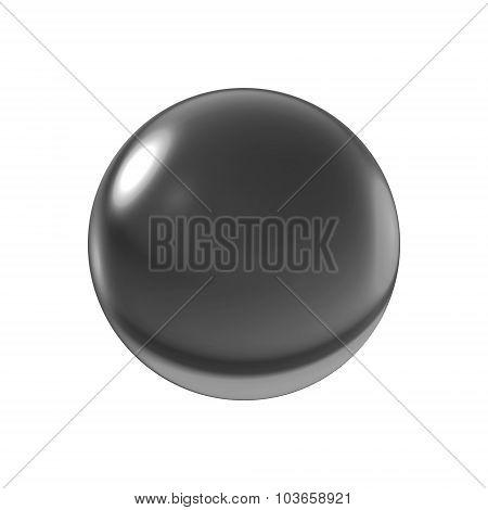 Crystal Black Ball