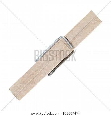 Wooden Clothes Pin