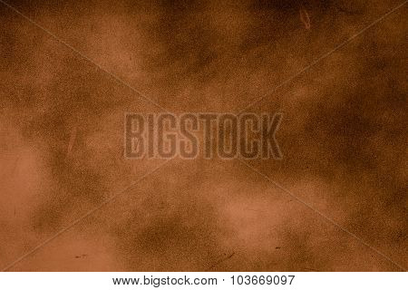 Brown Grunge Wall Background