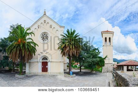 Church Of St. Ieronim And Bell Tower, Herceg Novi