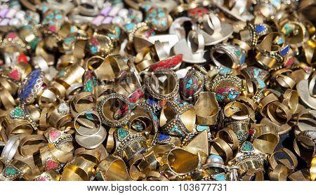 Loads Of Jewelry Rings