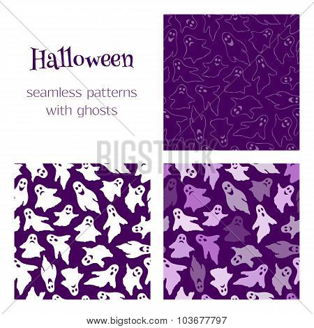 3 Patterns With Ghosts