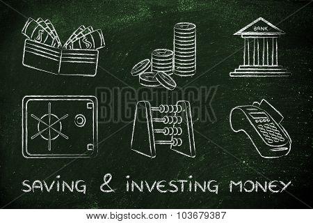 Saving And Investing Money