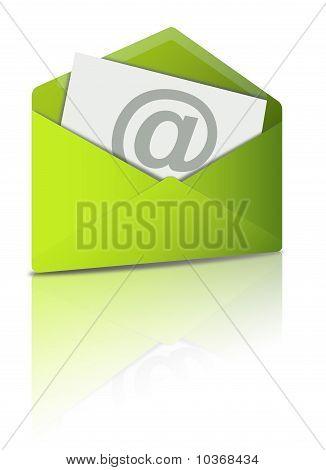 3D Email Envelope