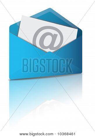Envelope E-mail 3D