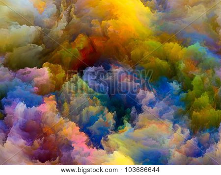 Acceleration Of Color