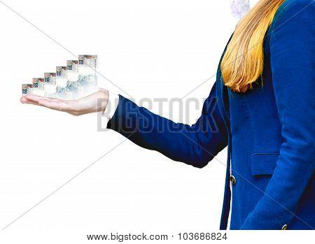 Financial Business Women