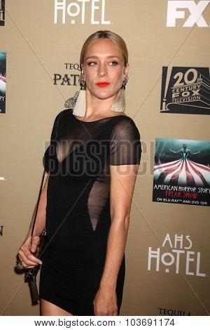 LOS ANGELES - OCT 3:  Chloe Sevigny at the