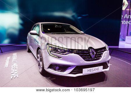 2016 Renault Megane