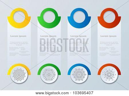 Teamwork social infographic, diagram, presentation