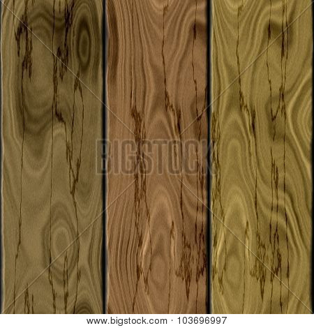 Background with wooden slats. Pattern. Old wooden wall. Place for your text.