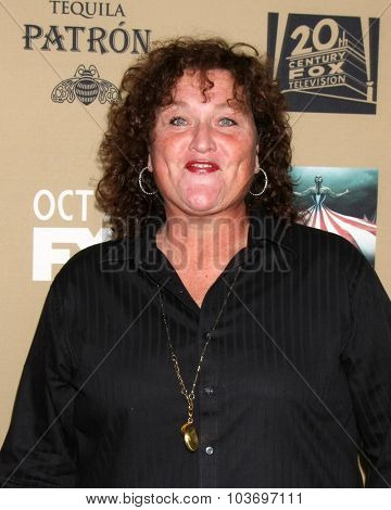 LOS ANGELES - OCT 3:  Dot-Marie Jones at the