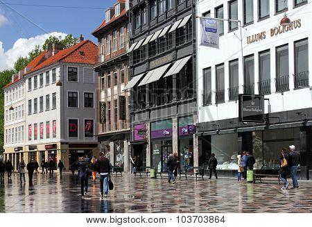 Copenhagen After Rain