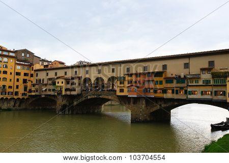 Old Bridge,florence, Italy