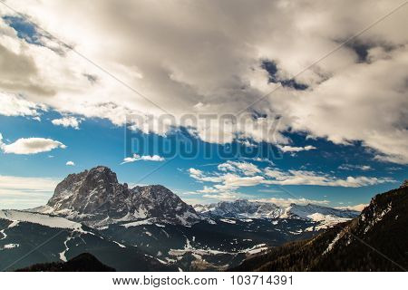 Italian Dolomiti Ready For Ski Season