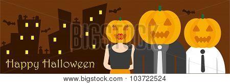 Happy Halloween In Office