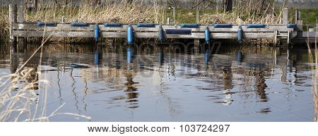 Jetty For Mooring