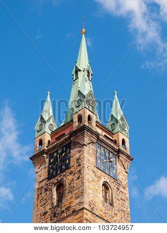 Black Tower in Klatovy