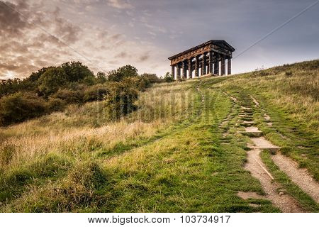 Path To Penshaw Monument