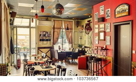 Revolt Cafe