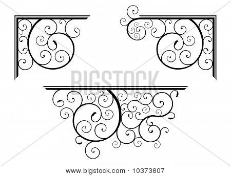 Spiral Design Elements