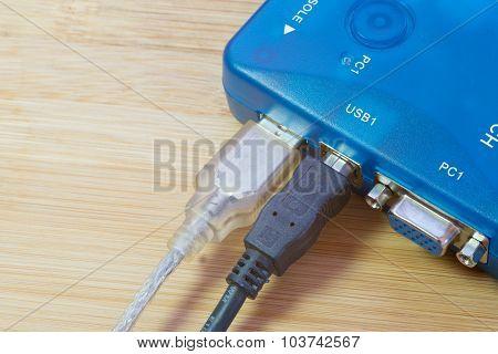 Computer Kvm Digital Switch