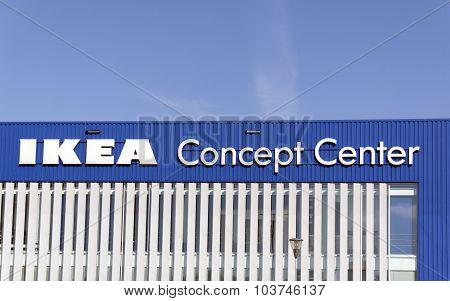 Ikea Concept Center