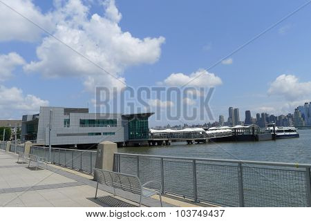Port Imperial / Weehawken Ferry Terminal