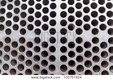 Steel Plate With Holes