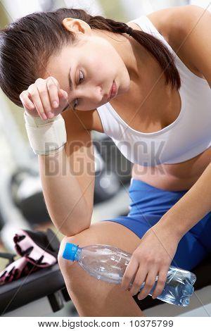 Break After Training