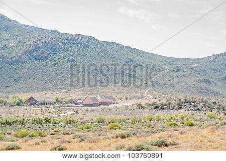 Goegap Nature Reserve Buildings