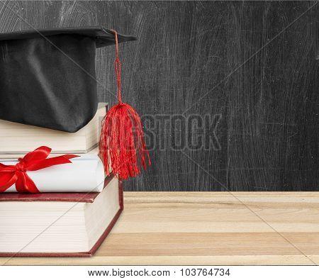 University graduation.