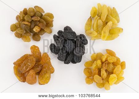 Colorful Raisins