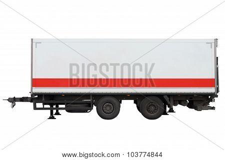 Trailer For Transportation Of Goods