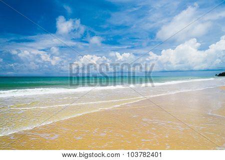 Remote Resort Windy Holiday