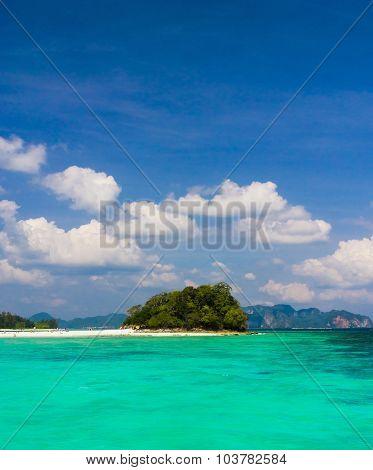 Heaven On Earth Desert Island