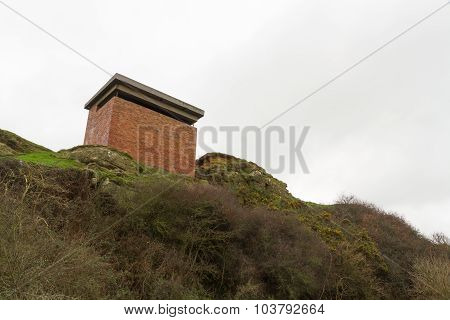 World War Two Observation Post