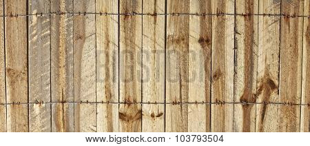 detail of natural wood background