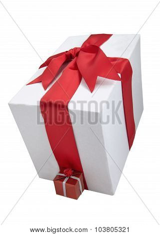 Two Boxs For Gifts