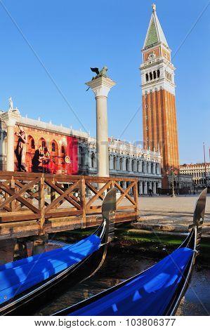 Venice Cityscape - St Mark's Campanile