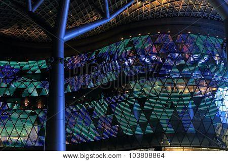 Modern architecture Singapore