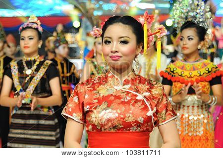 Malaysian traditional costume